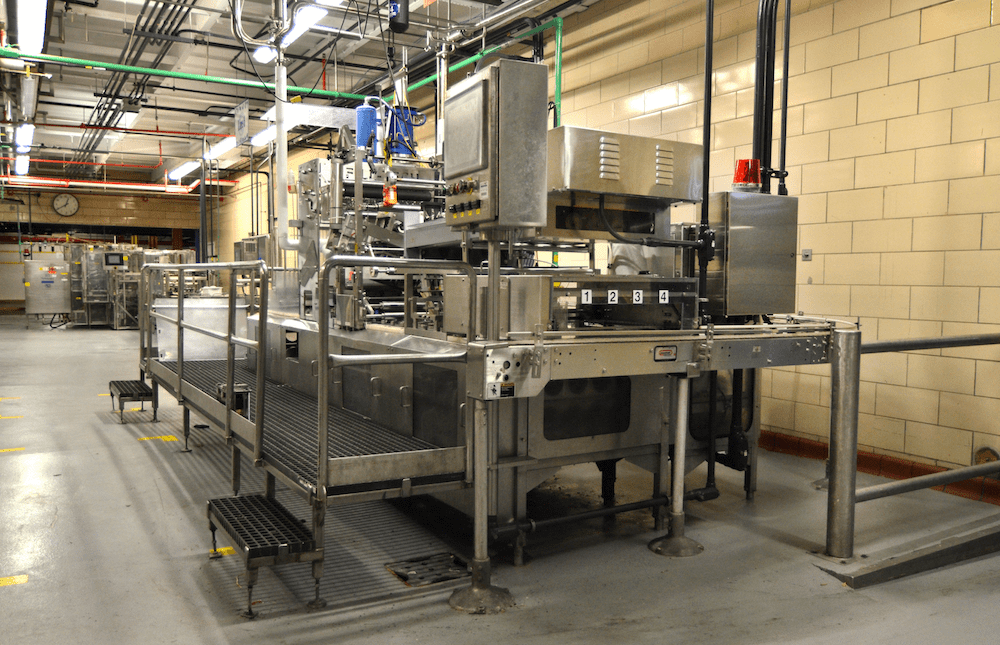 (7) SOFT BUTTER/MARGARINE TUB FILLING, CLOSING &PACKAGING LINES