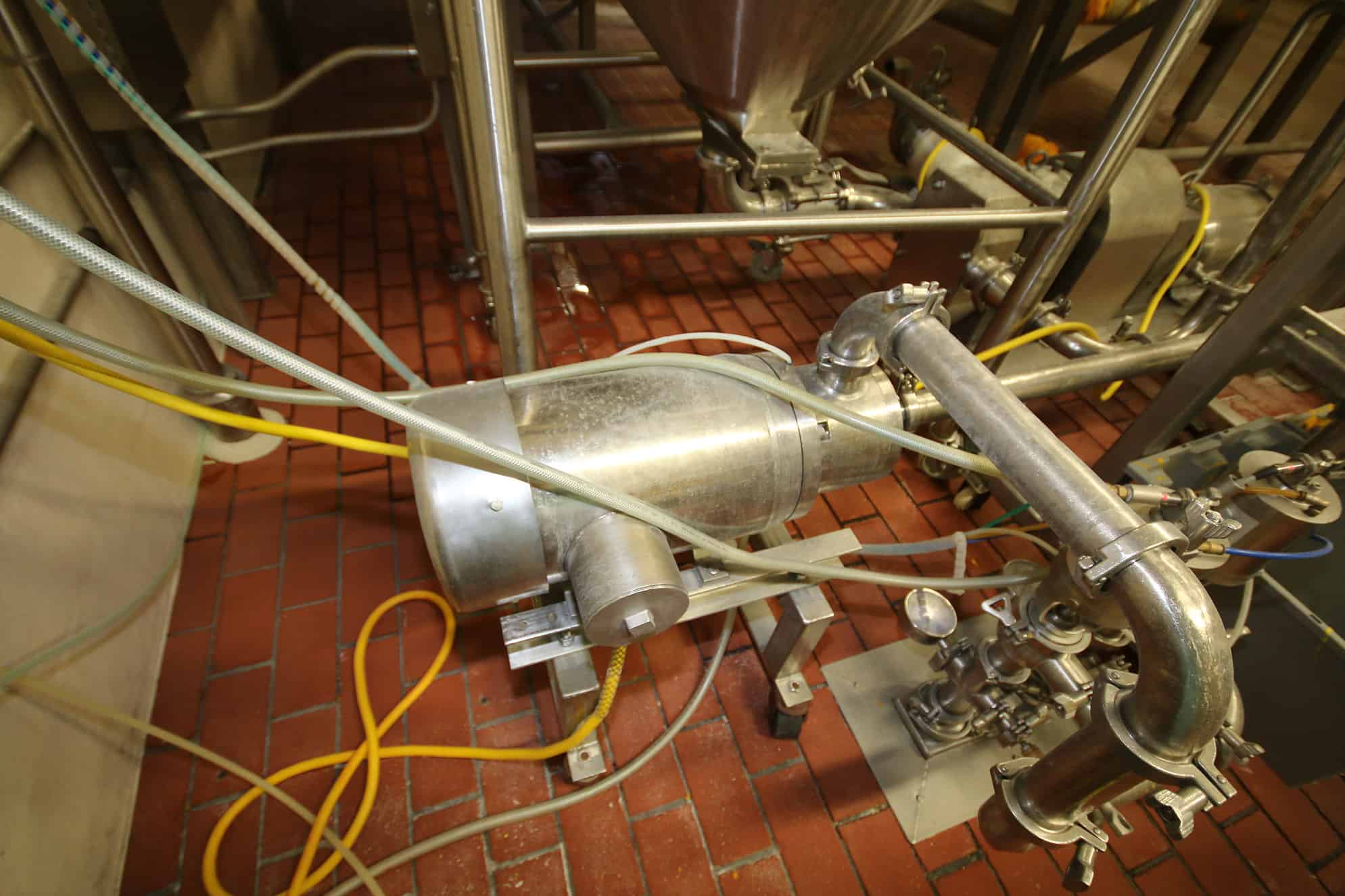 Hot System IWS Blending System includes