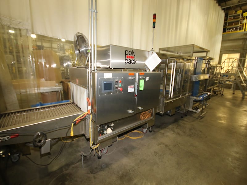 POLYPACK | M Davis Auctions, Equipment, Pittsburgh