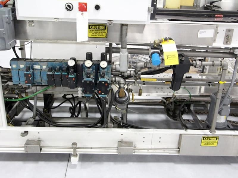 Hartness 825 Drop Packer with PLC