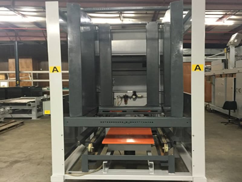 Palletizers, Depalletizers, Pallet Wrappers