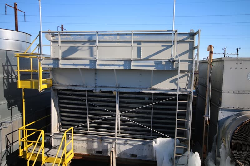M Davis Auctions | Evaporative Condensers | M Davis Pittsburgh Equipment