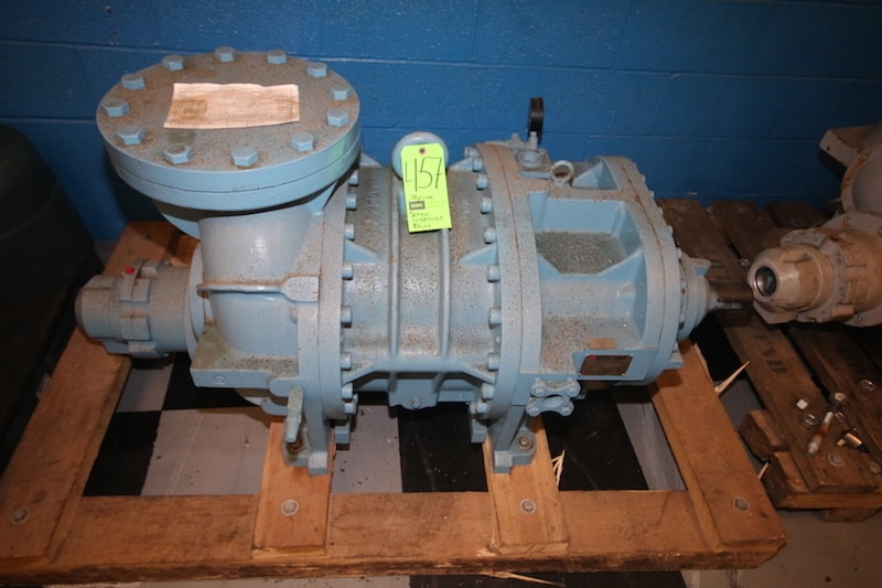 M Davis Auctions | Spare Drives and Compressor Parts | Mycom, Toshiba, Ammonia Equipment Parts