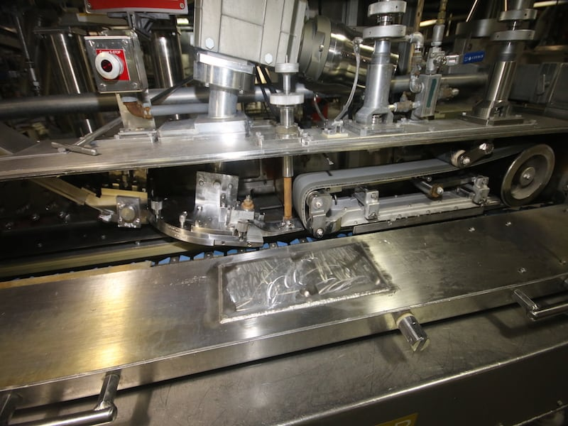 (3) HEMA FILLING LINES | M Davis Auctions, Equipment, Pittsburgh