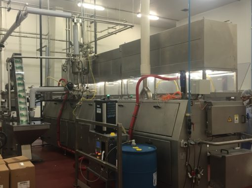 Wrights Foods: Pureed Foods Aseptic Pouch Filling Lines and Associated Equipment