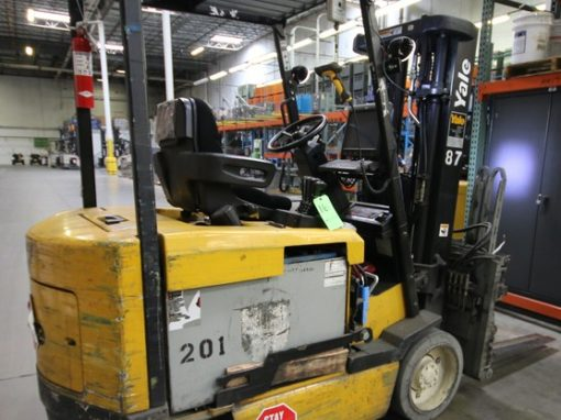 (25) Forklifts, (28) New 2015 Batteries, (6) New 2015 Battery Chargers & More – Surplus to Nestlé