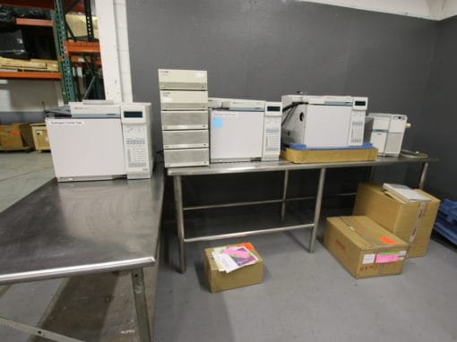 Kraft Heinz Laboratory Equipment Auction – Early 2017