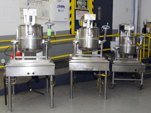 Test Kitchen and R&D Equipment Auction – Early 2017
