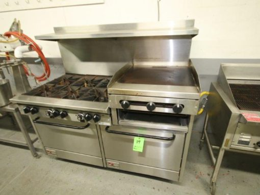 Pristine Restaurant Equipment Auction January 10, 2017