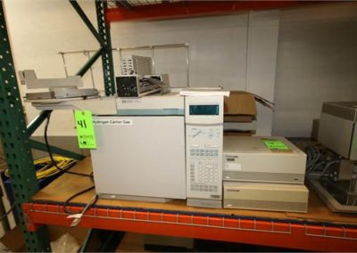 Absolute Auction of Lab & Analytical Equipment