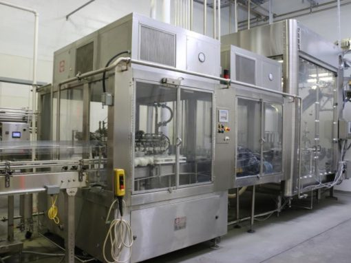 Fluid Dairy Processing & Packaging Equipment Auction
