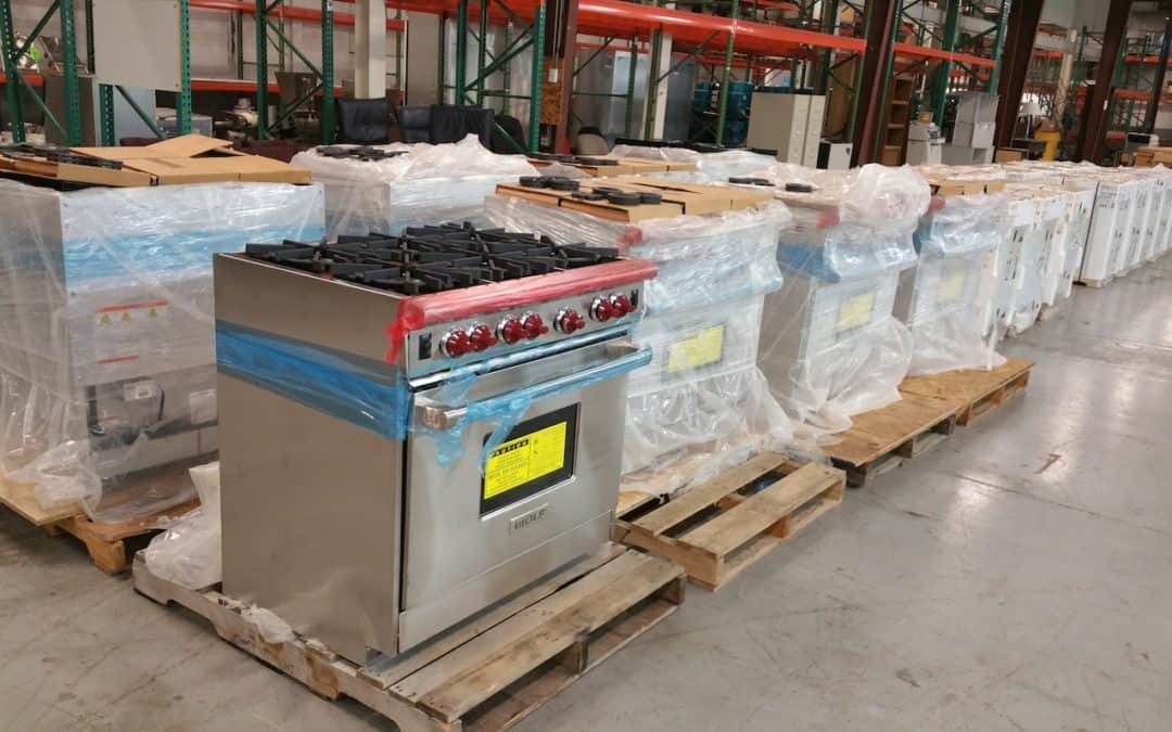 Commercial Kitchen Equipment, Furniture and Fixtures at the M Davis Group Auction Showroom