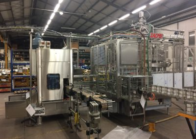 2016 Zacmi Can Filling & Seaming Line