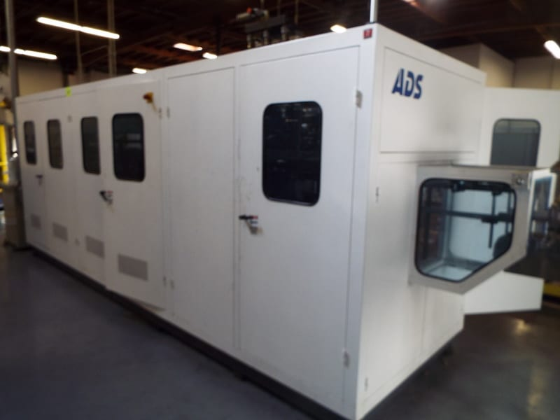 Blow Molding, Food & Beverage Packaging Equipment Auction