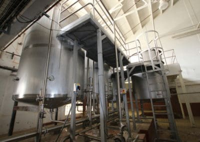 Short Notice – Modern Dairy Equip Auction In California – Silos, Tanks, MVR Evap, CIP, Pumps, NH3 Refer System, MUCH MORE!