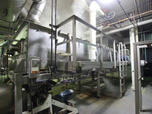Fruit & Veg Process & Canning Equip Auction – Surplus to Riverbend Foods