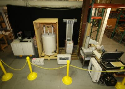 Lab and Analytical Equipment Auction at the M Davis Group Auction Showroom