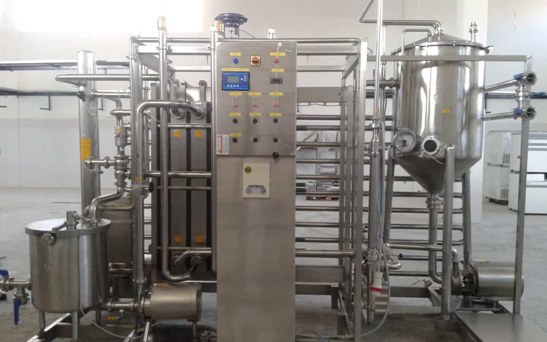 NEW Dairy & Butter Processing & Packaging Equipment Auction