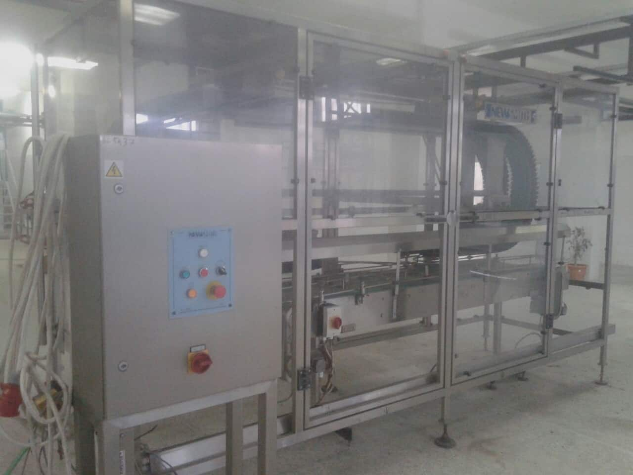 New Smith Bottle Invertor, Fully-Enclosed System
