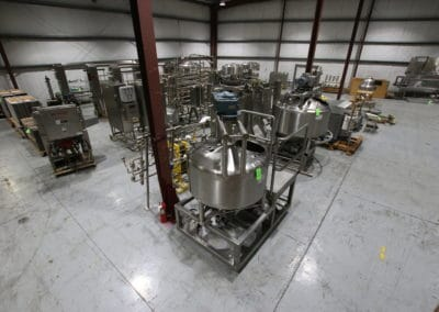 Dairy & Food Processing Equipment Auction Live at MDG Auction ShowroomJan 31 | Pittsburgh