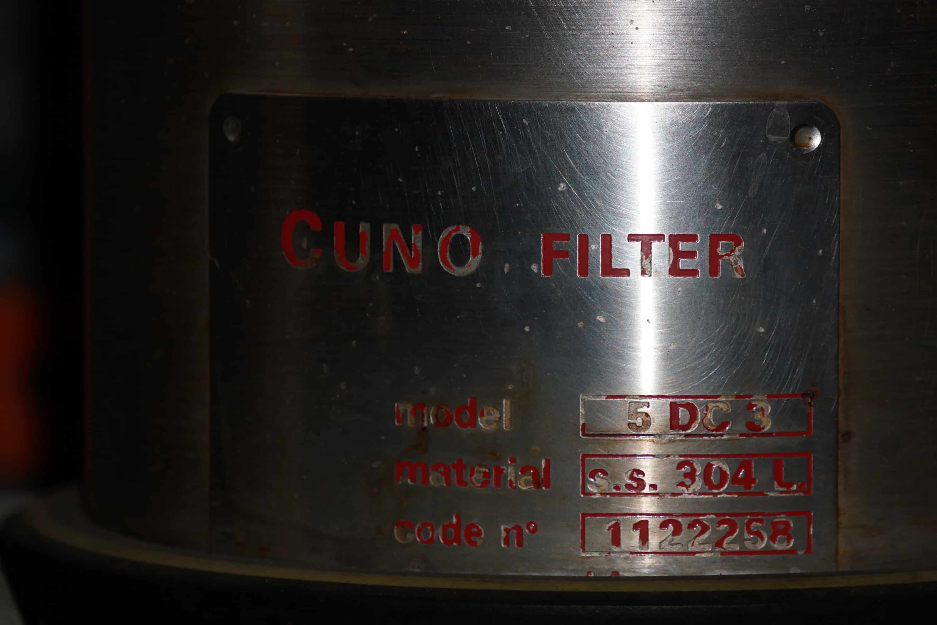 Hager+Elsasser Reverse Osmosis (needs new filters) , Model 5 DC3, Y.O.M 1994