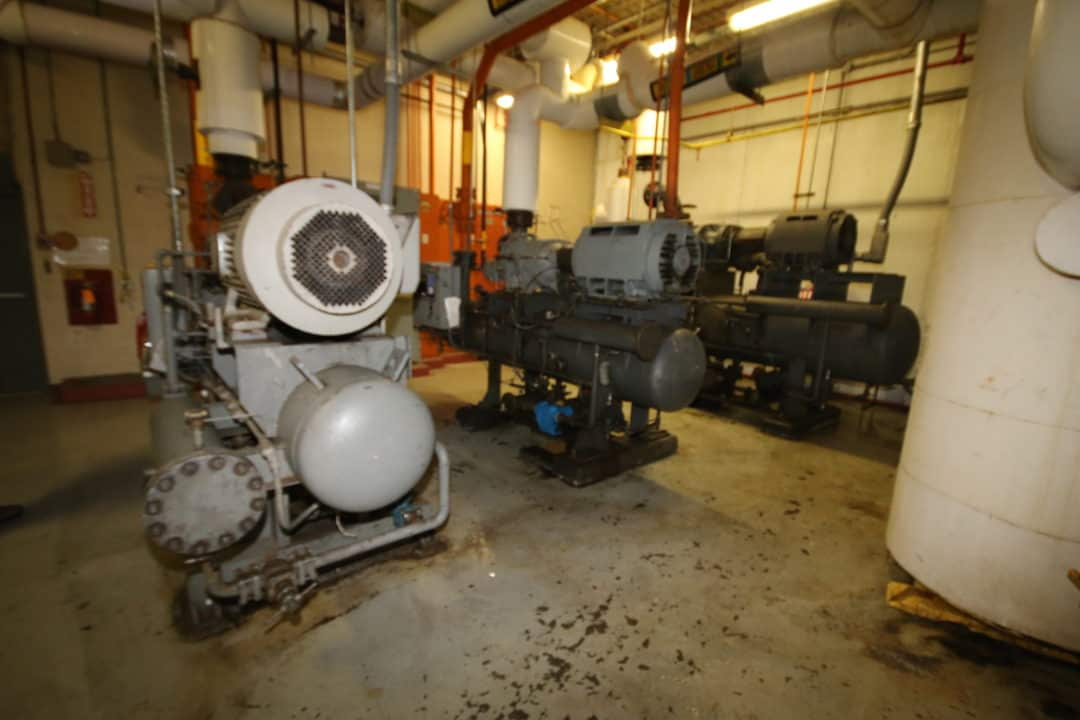 Complete Ammonia Refrigeration Systems Auction!May 4 | Winchester, VA