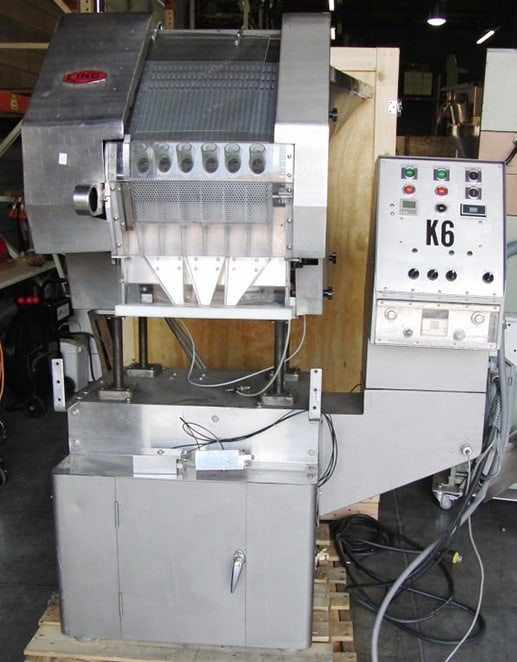 Counting Machine Slat SC-6L (LOCATED IN ARIZONA) ***CPPS***