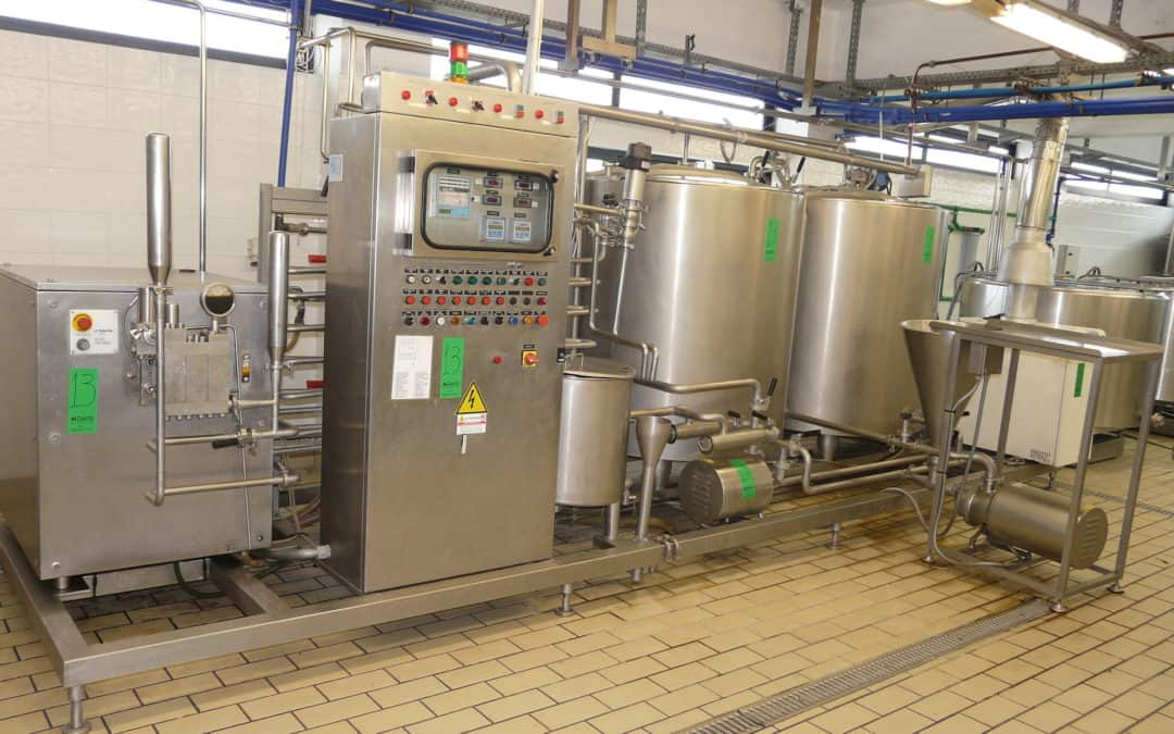 Ice Cream Equipment Auction in Crete, GR | June 13th – June 26 | Greece
