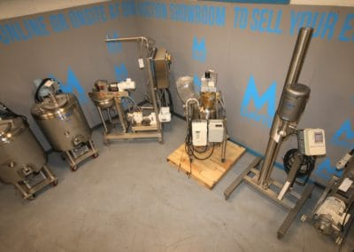 R & D, Food and Processing Equipment at the MDG Auction ShowroomAugust 9th – August 23rd | Pittsburgh