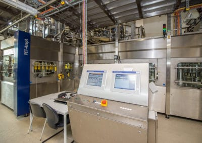 2010 Krones PET-Asept D Aseptic Filling Line Late Summer 2018   Ohio