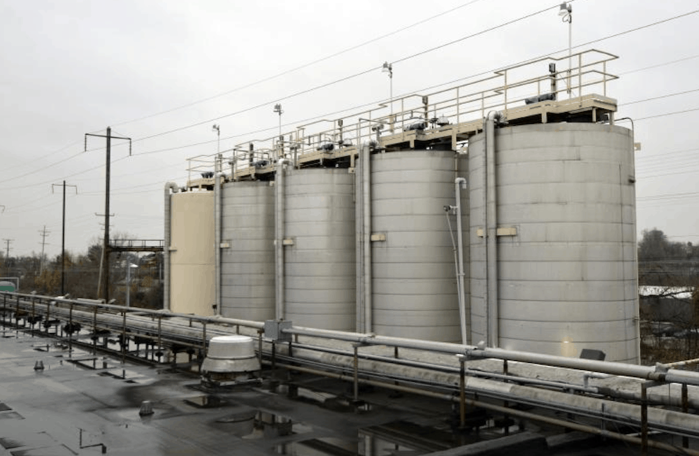 TANK FORM (VEGETABLE TANK FARM)