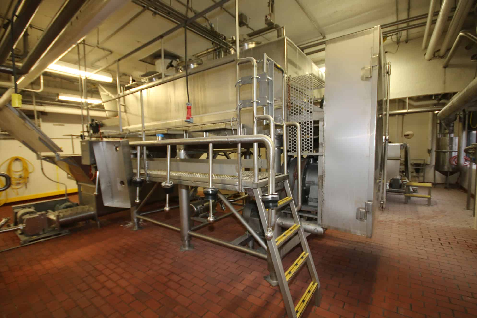 IWS Blending System includes
