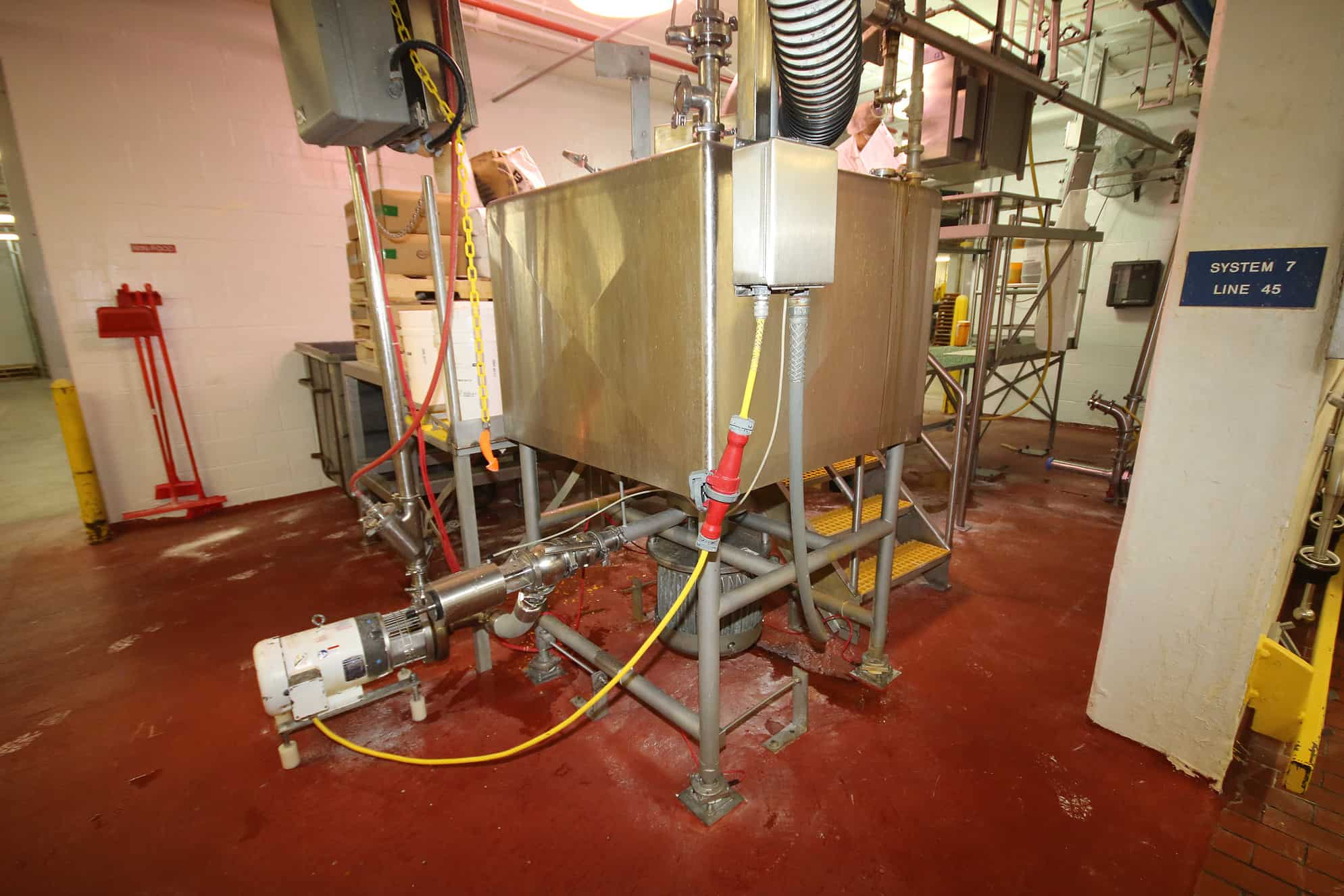 (5) IWS BLENDING SYSTEMS