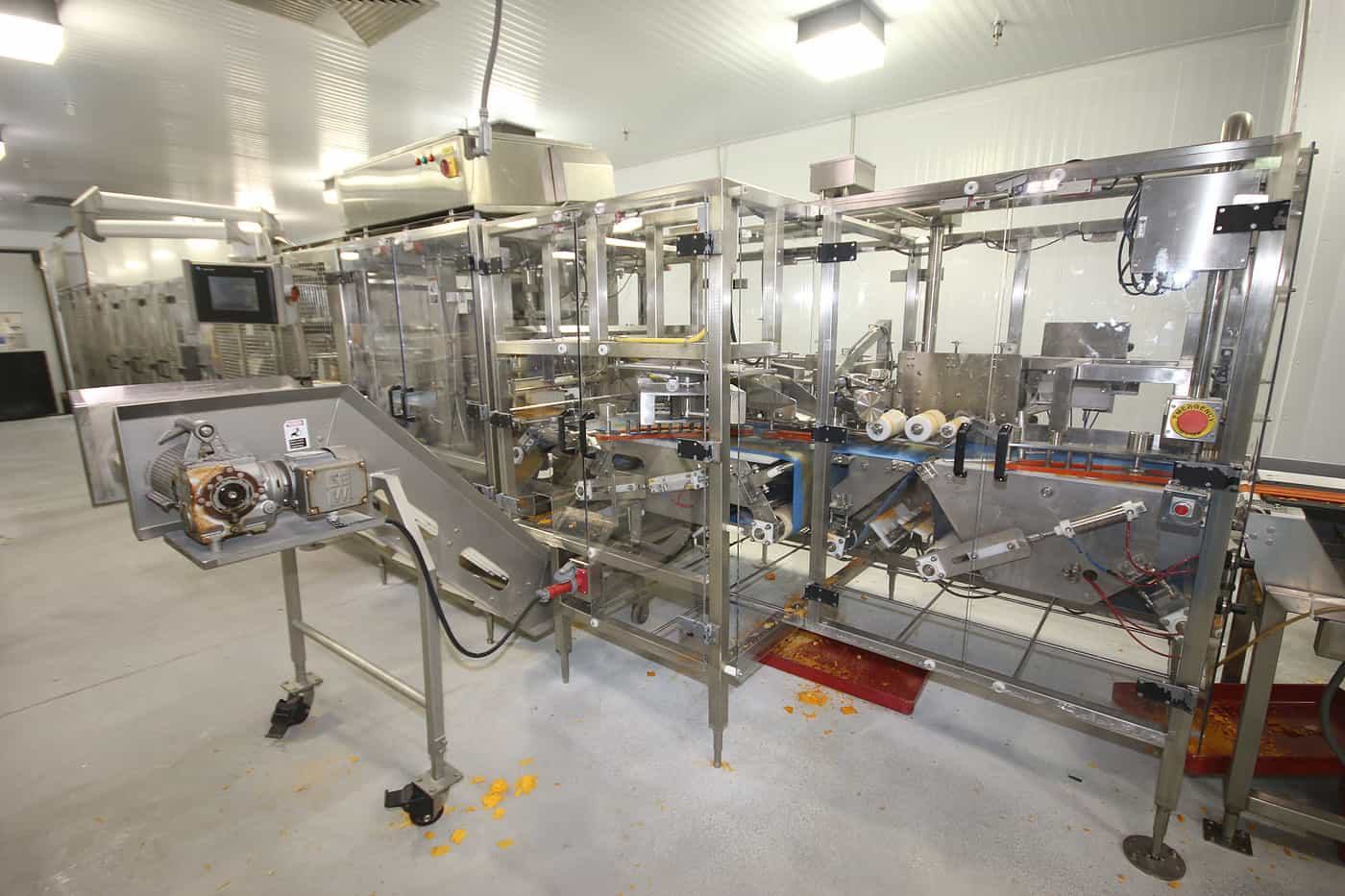 RETAIL PACKAGING LINE