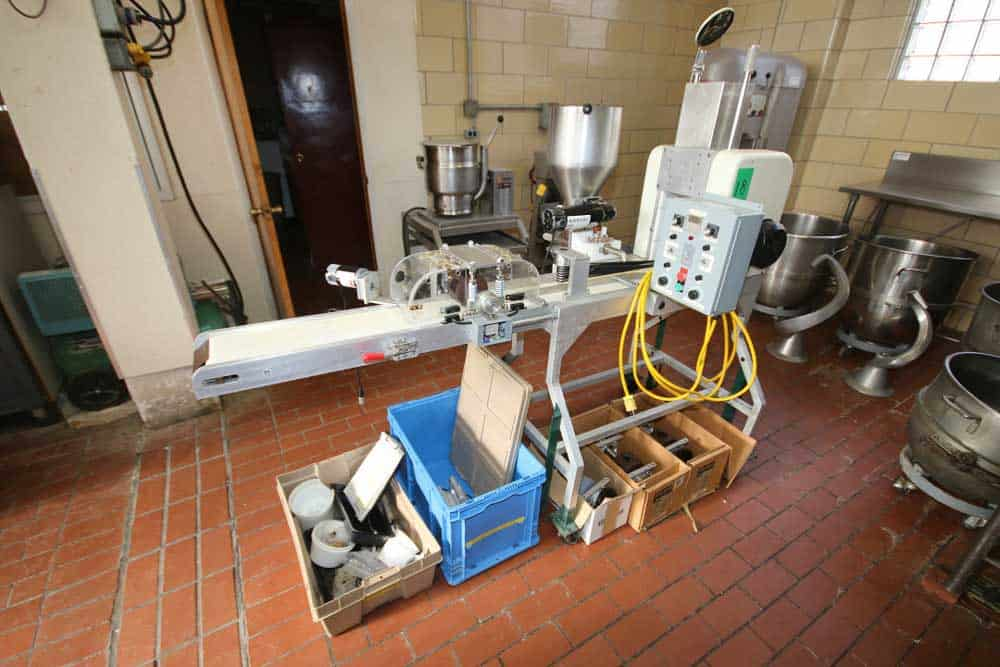 Victor Ravioli Pasta Equipment Auction