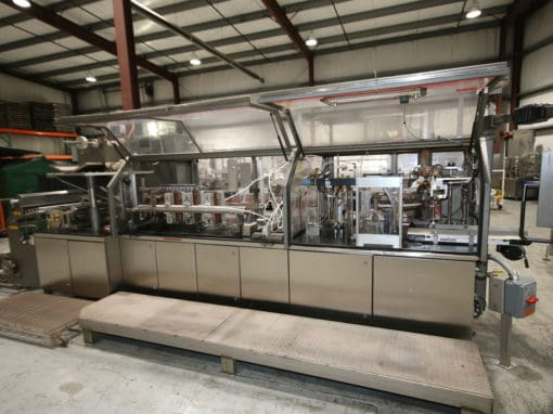 Immediately Available: Packaging and Processing Equipment