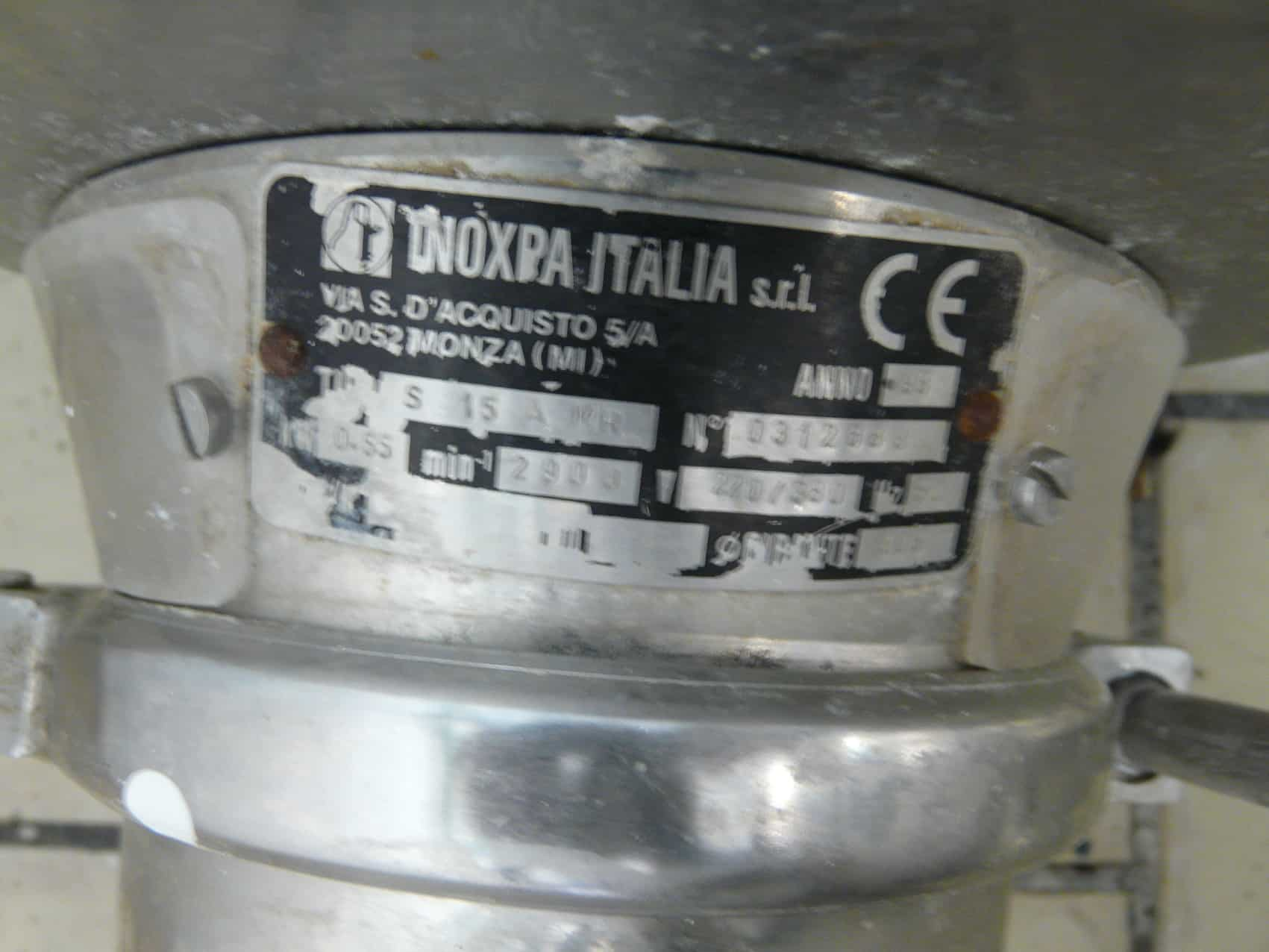 INOXPA Stainless Steel Pump