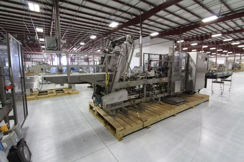 Douglas Axiom Machine Case Packer and Carton Erector