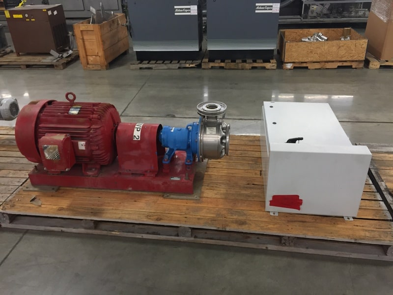 Goulds / Bell and Gossett Water Transfer Pump
