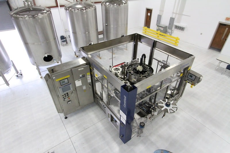 Moving Sale: Food and Beverage Packaging and Processing Equipment