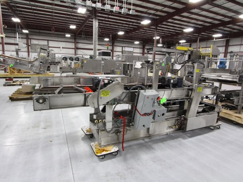 Hartness Model 100 Case Packer