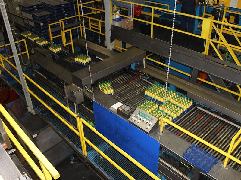 PAI 6300 High Level Palletizer