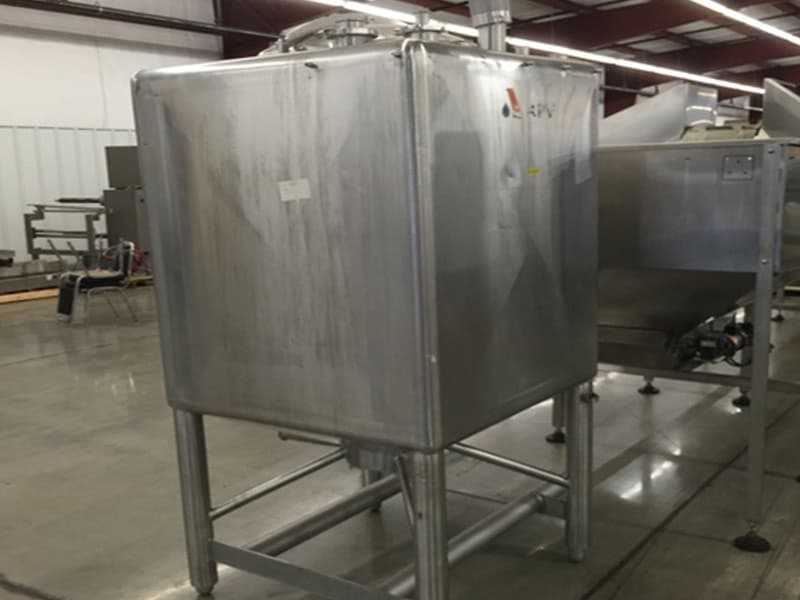 2002 Walker 300 Gallon Liquifier, 316SS