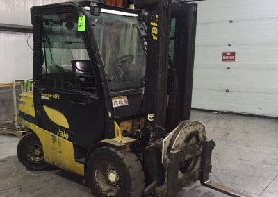Forklift, Machine Shop and Material Handling Auction
