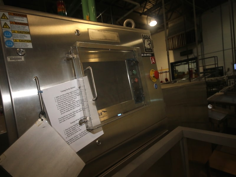 BACK END NEAR EAGLE X-RAYS | M Davis Auctions, Equipment, Pittsburgh