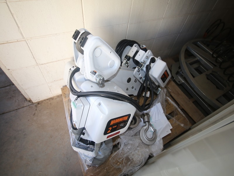 UNINSTALLED SURPLUS EQUIPMENT | M Davis Auctions, Equipment, Pittsburgh