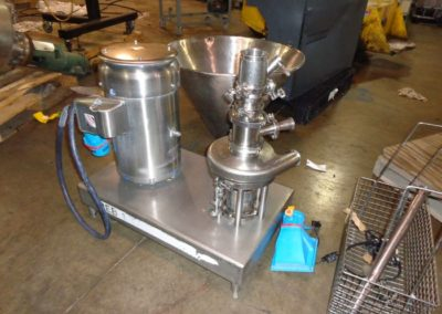 Short Notice Auction of Surplus Packaging and Processing Equipment – No Reserves!!