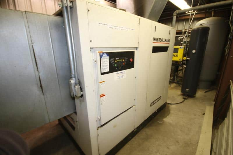 Ingersol Rand 100 hp Air Compressor