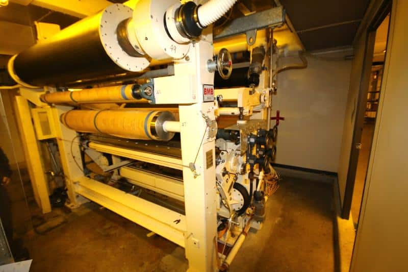 PFCL - Area #1 - BMB Reverse Roll Coater