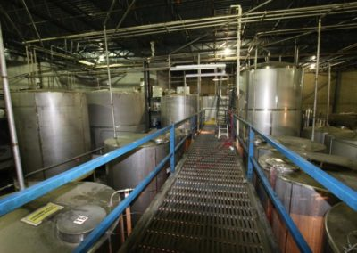 MS Walker Alcohol Bottling Plant – Over 70 S/S Tanks & 3 Filling Lines!